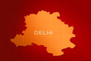 delhi_map_outline