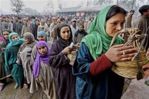 voting in jammu kashmir