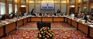 pm narendra modi in meeting of niti ayog