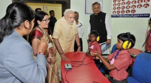 PM at school