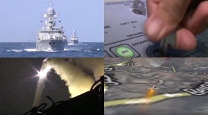 4 Russian warships launch 26 missiles on isis