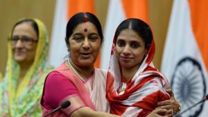 india-pakistan-politics-diplomacy_Sushma Swaraj, Geeta