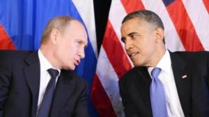 Putin Obama