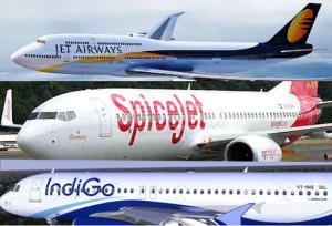 spicejet-indigo-jetairways