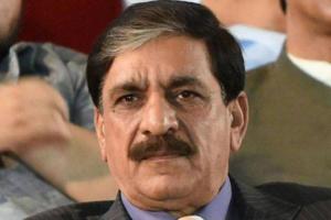 pakistan NSA General Nasir Khan Janhua