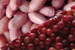 लाल द्राक्षे, शेंगदाण्यांमुळे स्मृतिभ्रंश टळतो