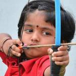 ३ वर्षीय डॉलीचा तिरंदाजीत राष्ट्रीय विक्रम