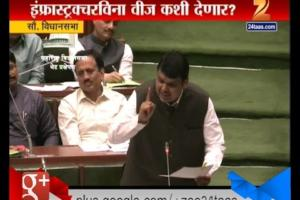 Maharashtra CM Devendra Fadanvis Speech In Vidhan Sabha