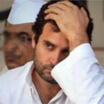 राहुल गांधींच्या समोर मोदी! मोदी!चे नारे