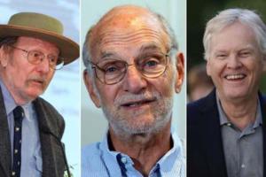 तीन शास्त्रज्ञांना वैद्यकशास्त्राचे नोबेल